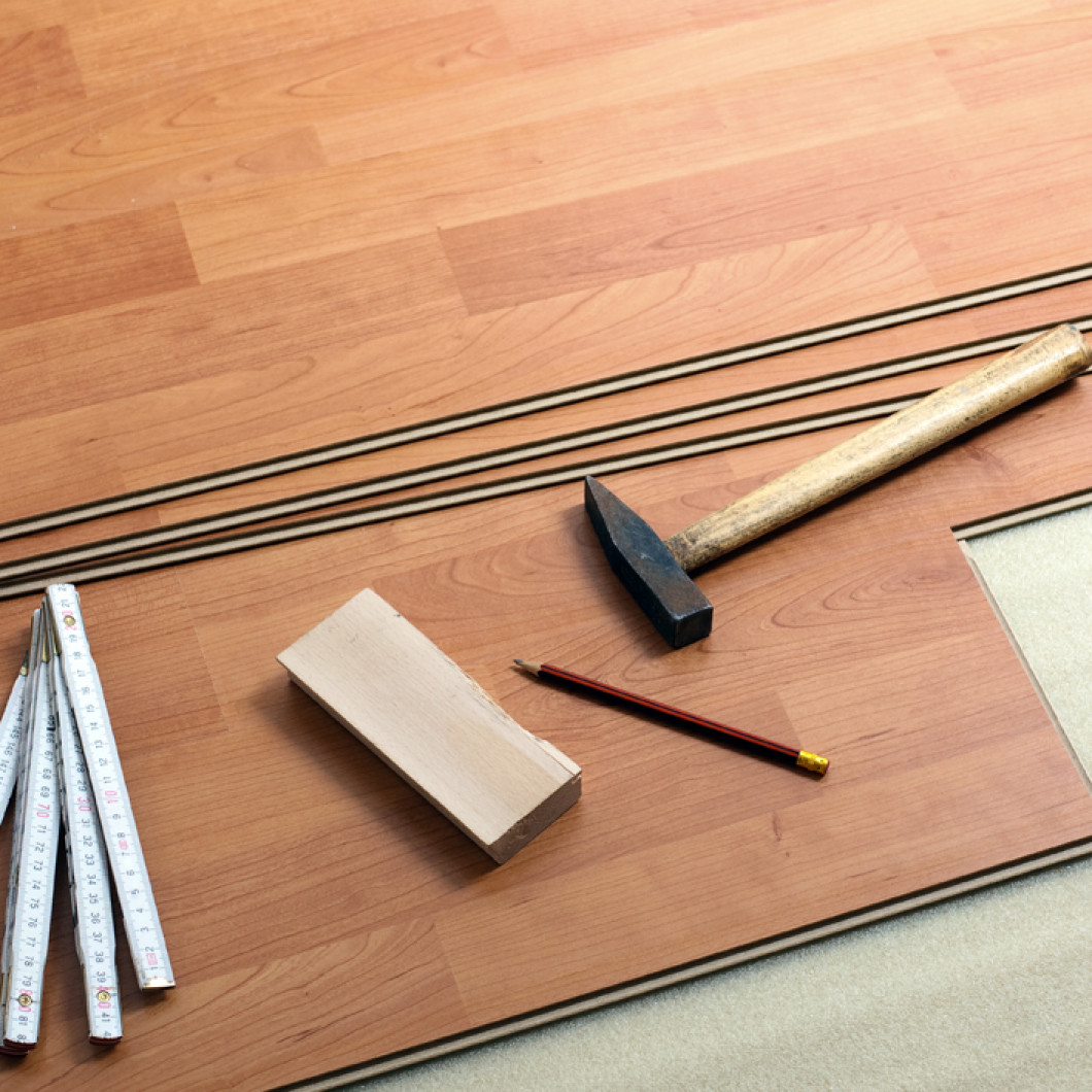 Laminate or linoleum could be right for your floors